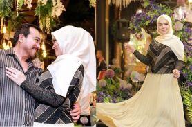 10 Momen ultah ke-13 pernikahan Siti Nurhaliza & suami, mewah