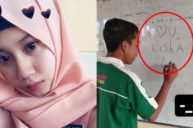 Viral curhat guru SMK cantik, banyak murid yang naksir dan usil