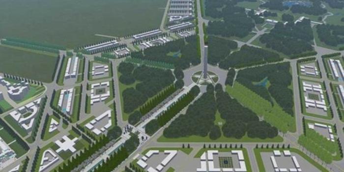 desain ibu kota baru © 2019 brilio.net