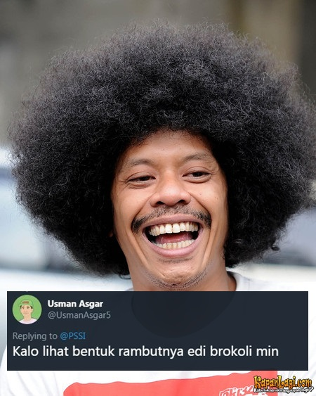 tebakan lucu warganet bagus kahfi © Twitter/@PSSI