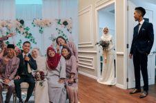 Film kamera rusak, hasil foto pernikahan ini malah jadi indah