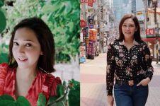 Gaya Maia Estianty 15 tahun lalu saat manggung, dipuji bak artis Korea