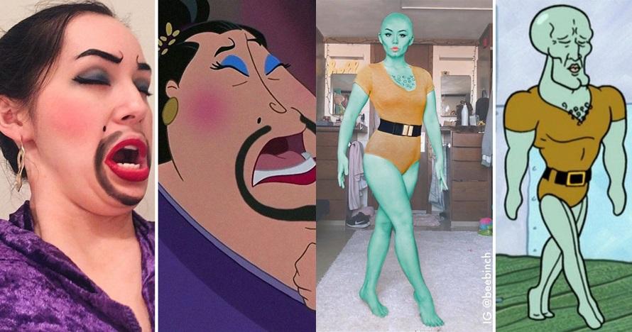 11 Potret cosplay karakter film ini hasilnya keren, niat banget