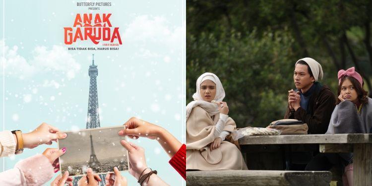 7 Fakta film Anak Garuda, kisah riil inspiratif anak kaum marjinal