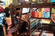 Pameran ini digelar biar milenial kian sadar kayanya warisan Nusantara