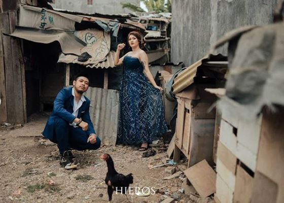 prewedding seleb unik © 2019 brilio.net