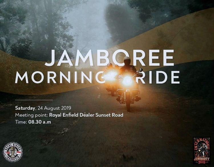 Jambore Royal Enfield di Bali dimulai, silaturahmi antar bikers nih
