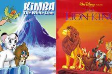 Dianggap menjiplak, ini 15 potret kemiripan film The Lion King & Kimba