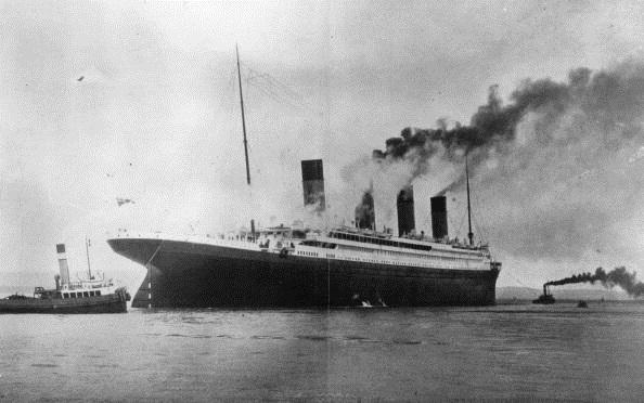 107 Tahun berlalu, begini penampakan terbaru bangkai kapal Titanic