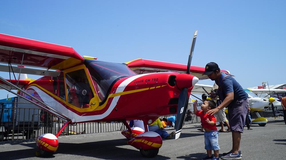 Menikmati serunya weekend getaway ala Jogja Flying Club berbagai sumber