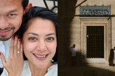 Lulu Tobing menikah dengan Bani Mulia, ini potret bahagianya