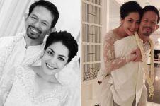 Resmi menikah, ini 6 momen mesra Lulu Tobing dan Bani M Mulia