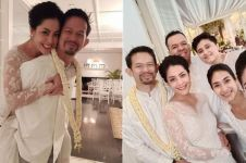 Perjalanan cinta Lulu Tobing sebelum menikah dengan Bani Mulia