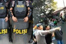 Ipda Erwin, polisi terbakar saat kawal demo di Cianjur meninggal dunia