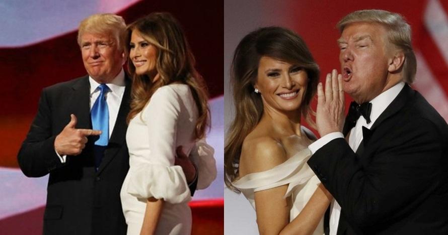 Foto Melania Trump dan Justin Trudeau ini jadi sorotan