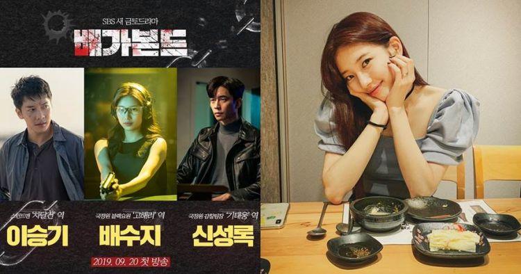 Teaser drama Vagabond rilis, intip kecantikan Suzy pakai kerudung