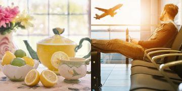 10 Makanan ini atasi jet lag, traveling pun lancar & menyenangkan