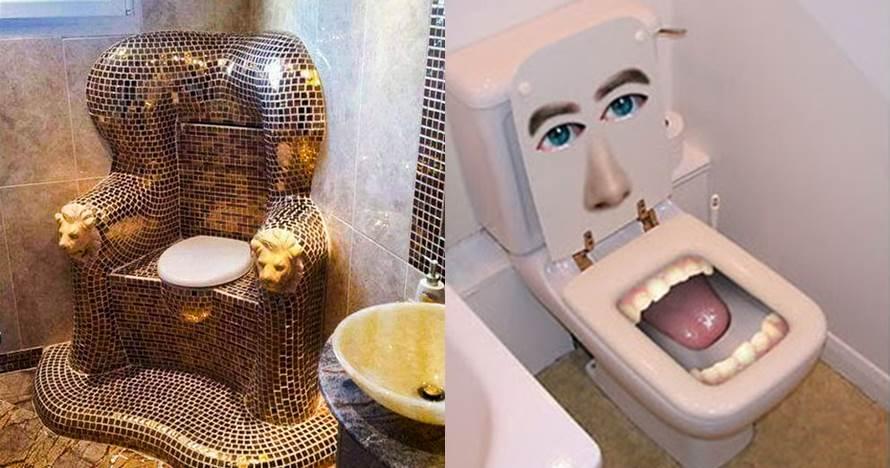 10 Desain kamar mandi ini uniknya bikin betah berada di dalam