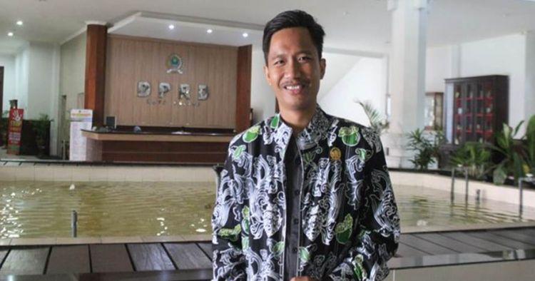 Gagah Soeryo, mahasiswa semester 5 jadi anggota DPRD Kota Malang