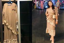 Viral, wanita ke Kuala Lumpur Fashion Week pakai gaun dari pasar malam