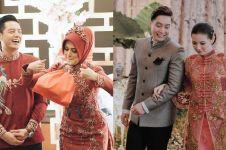 Momen 8 pasangan seleb jalani prosesi Tea Pai, penuh kebahagiaan