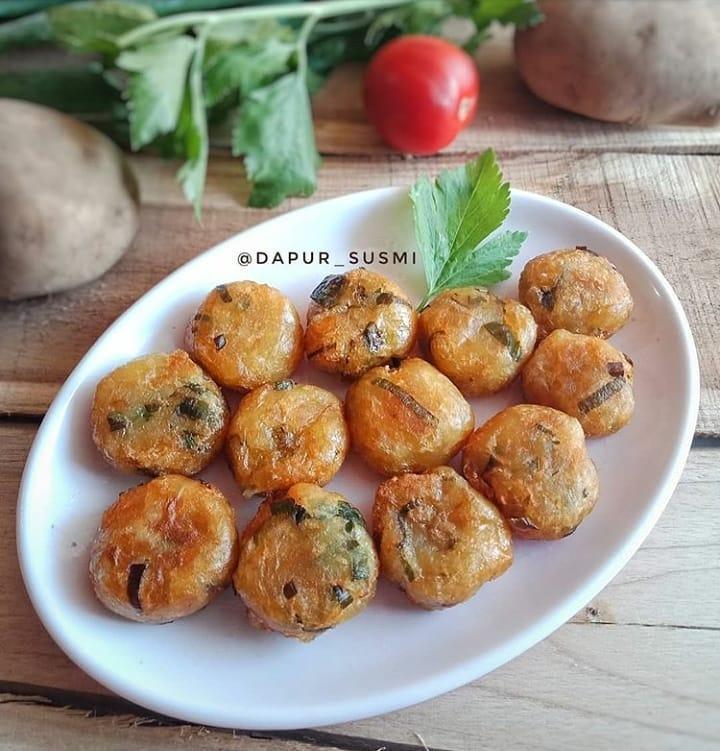 Resep camilan kentang istimewa