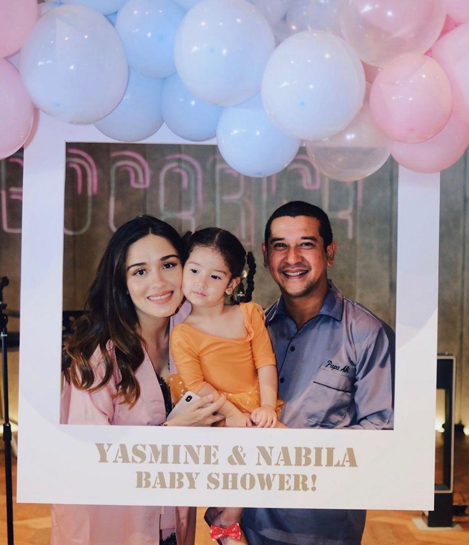 baby shower nabila yasmine © 2019 brilio.net