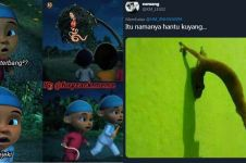 7 Meme lucu hantu Kuyang ini bikin merinding sekaligus ngakak