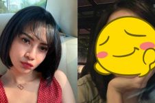 10 Pesona Vanessa Angel tanpa makeup tebal, tetap cantik