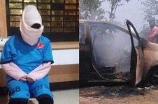 Detik-detik penangkapan 2 eksekutor sewaan Aulia Kesuma