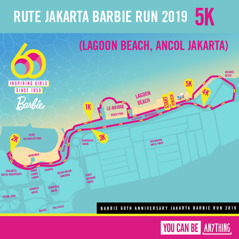 Barbie Run © 2019 brilio.net