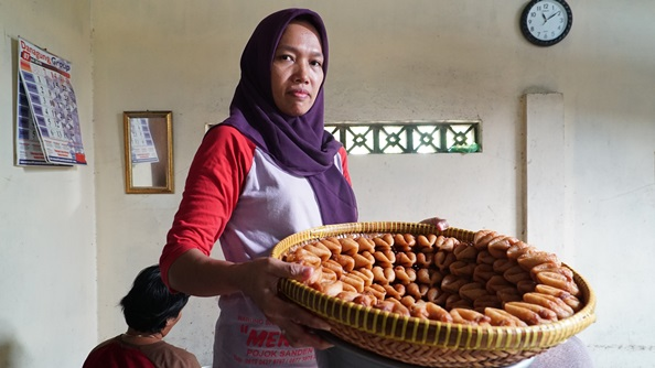 Mengenal Tolpit makanan tradisional khas Bantul  istimewa