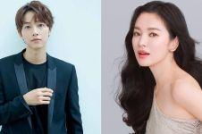 Beda penampilan Song Joong-ki dan Song Hye-kyo usai bercerai