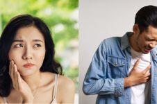 Malas menyikat gigi? 7 Penyakit mematikan ini mengintaimu