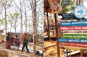 Tanpa plastik, pasar jadi tempat wisata asyik