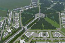 Pemerintah akan bangun pangkalan militer di ibu kota baru