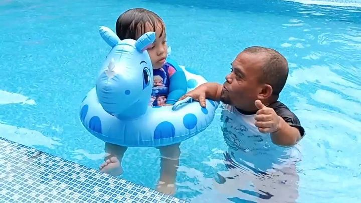Ucok Baba dan anak instagram