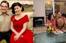 9 Potret rumah Hotma Sitompoel, desain interiornya mewah & elegan