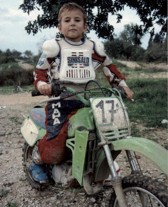 masa kecil pebalap motogp © 2019 brilio.net