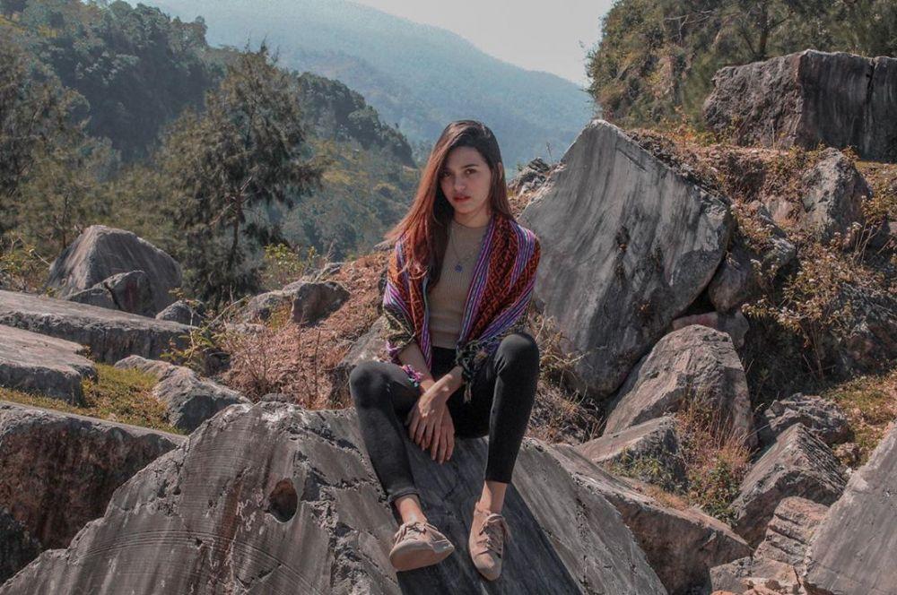 Pesona Sarlin Jones © 2019 brilio.net
