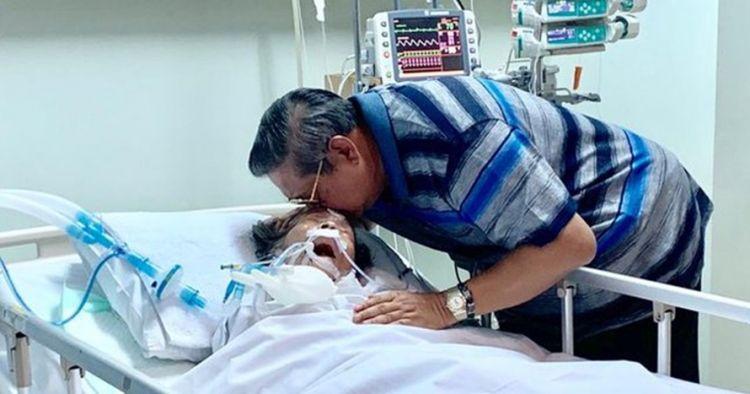 Kabar duka, Ibunda SBY Siti Habibah meninggal dunia