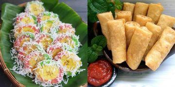 20 Resep camilan rumahan paling enak, hemat dan sehat
