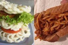10 Komposisi western food low budget ini bikin nyengir