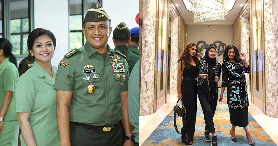 Jadi istri Jenderal TNI, ini 8 potret kesibukan Bella Saphira sekarang
