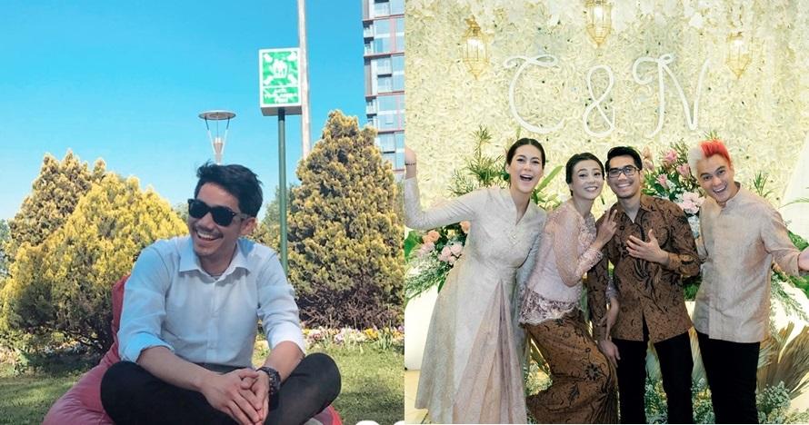 10 Potret Nail Fadhly, cowok ganteng calon adik ipar Baim Wong