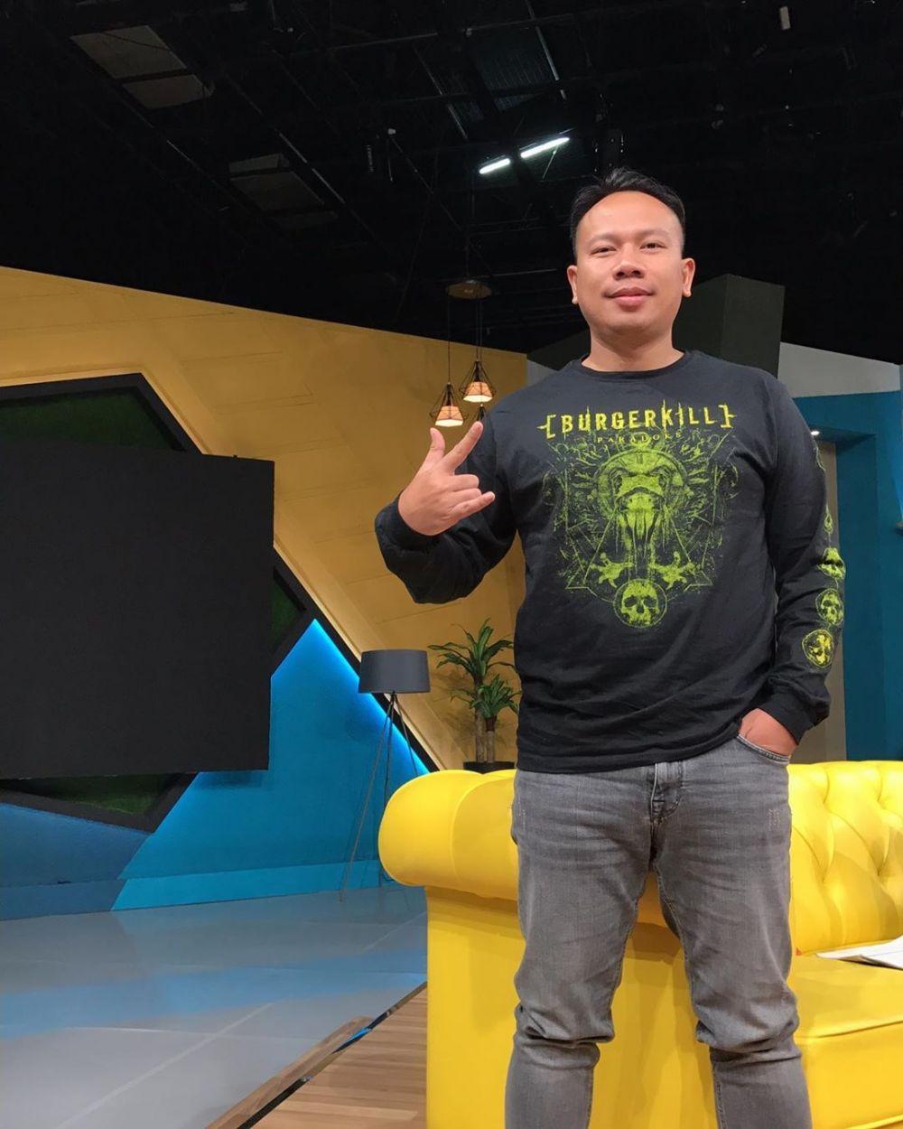 Seleb marah-marah saat live di TV © 2019 brilio.net