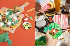 Mirip sama aslinya, 10 karya paper art makanan ini bikin ngiler