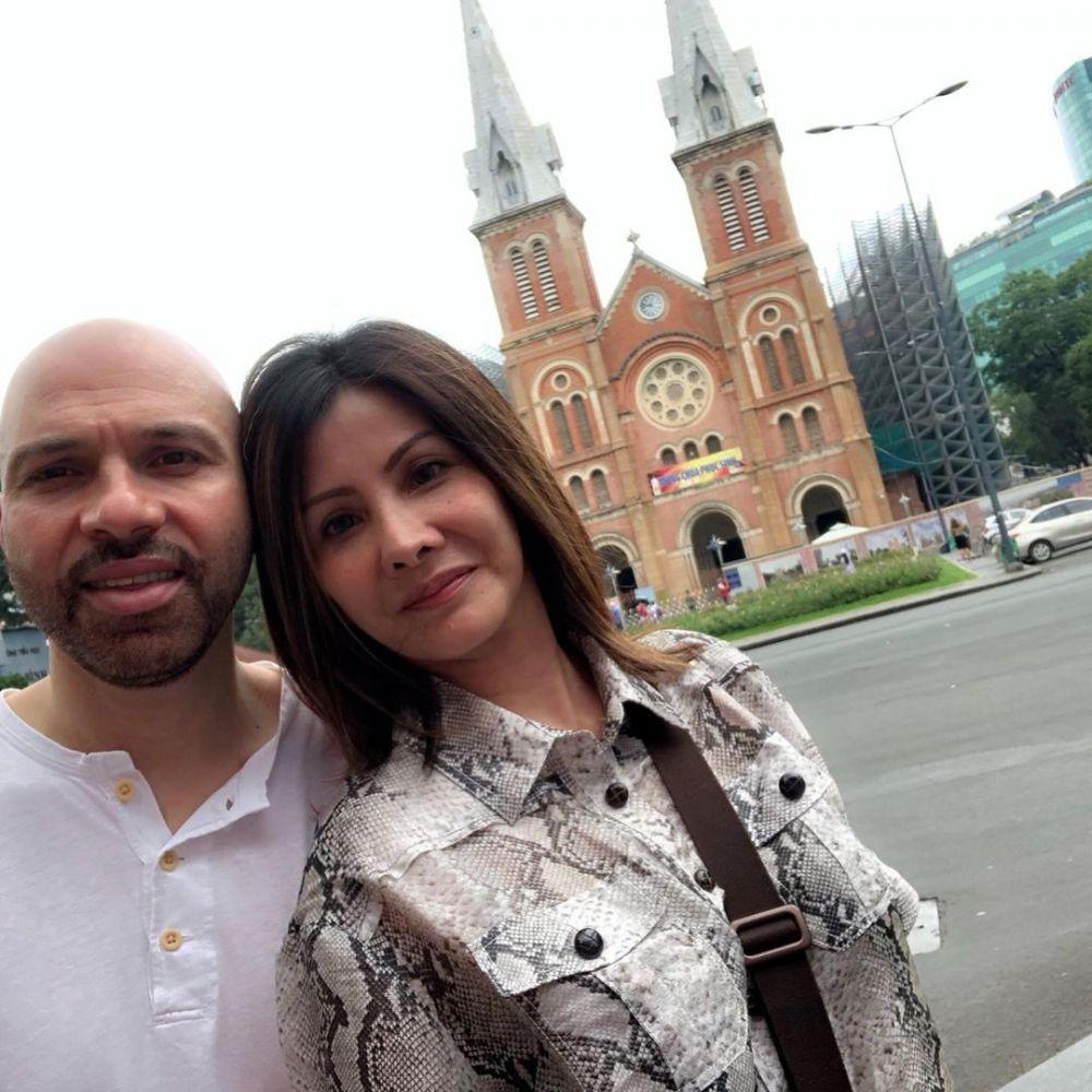 sajad ukra dan istri baru  © 2019 brilio.net