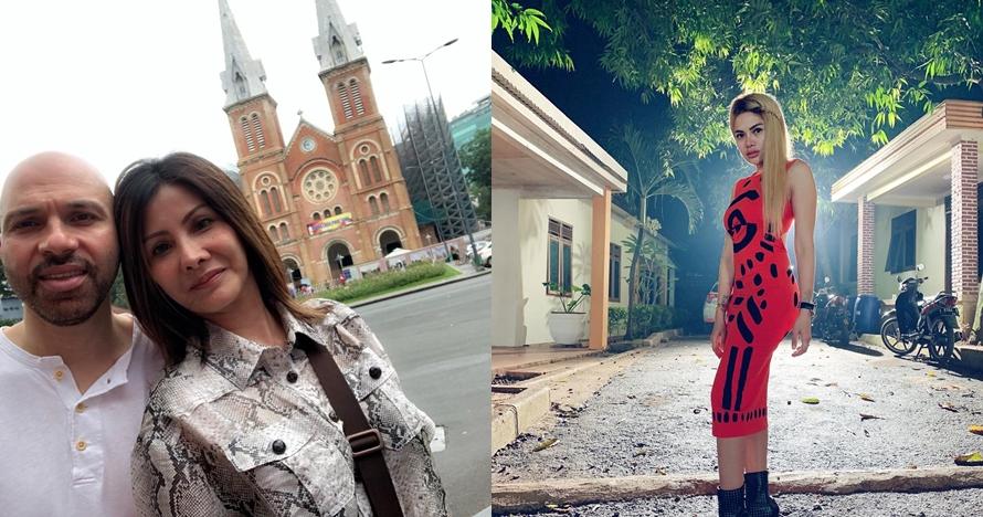 8 Potret mesra mantan suami Nikita Mirzani, Sajad Ukra dan istri baru