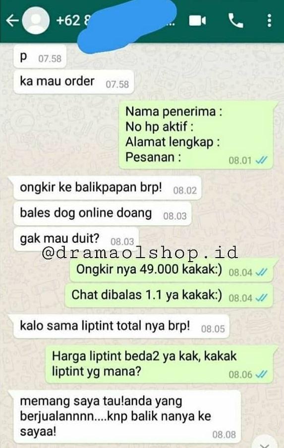 chat pembeli ngegas4 © 2019 brilio.net